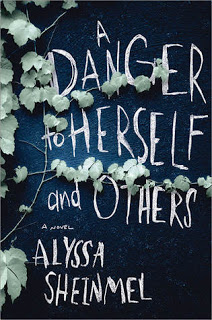ARC Review:  A Danger to Herself and Others by Alyssa Sheinmel
