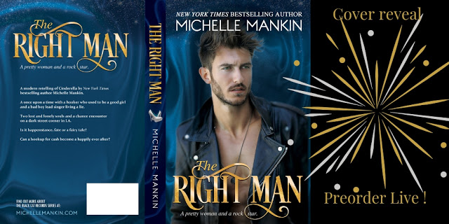 Cover Reveal/Pre-Order: The Right Man by Michelle Mankin