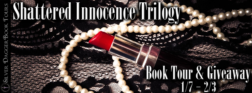 Blog Tour with Giveaway:  Shattered Innocence Trilogy by A.L. Long