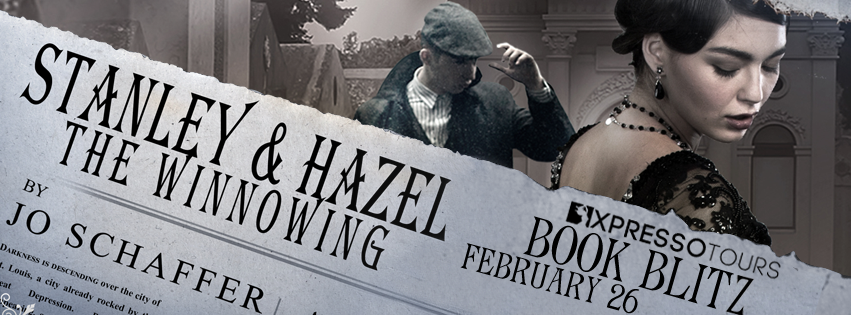 Book Blitz with Giveaway:  The Winnowing (Stanley and Hazel #2) by Jo Schaffer