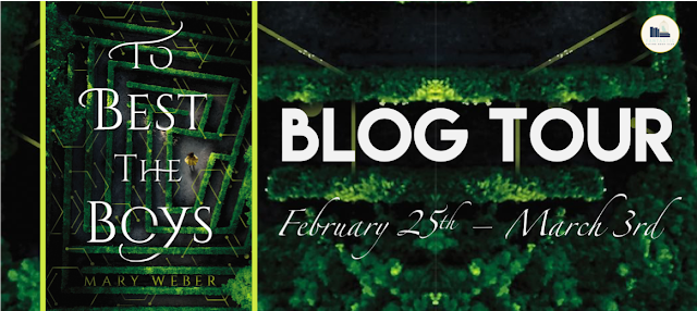 Blog Tour Review with Giveaway:  To Best the Boys by Mary Weber