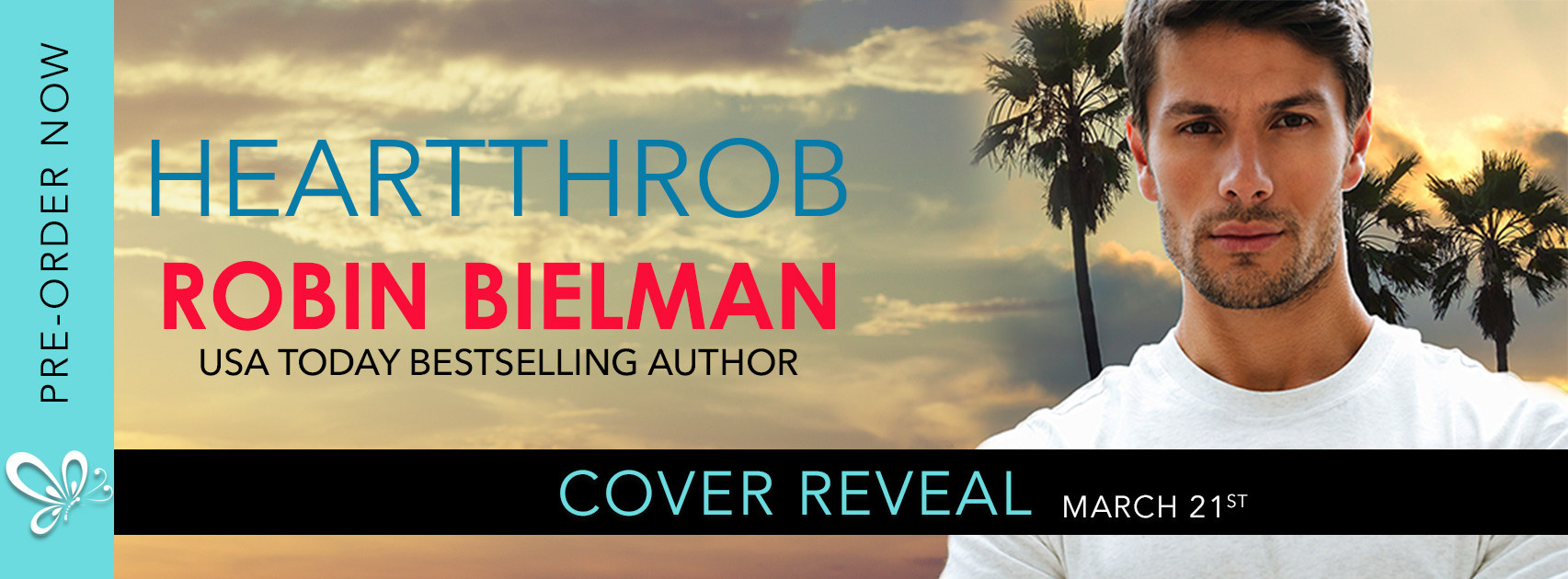 Cover Reveal:  Heartthrob by Robin Bielman