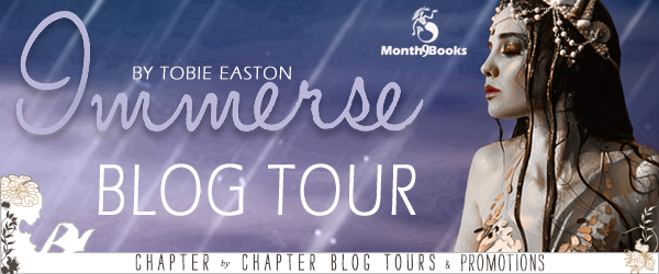 Blog Tour with Giveaway:  Immerse (Mer Chronicles #3) by Tobie Easton