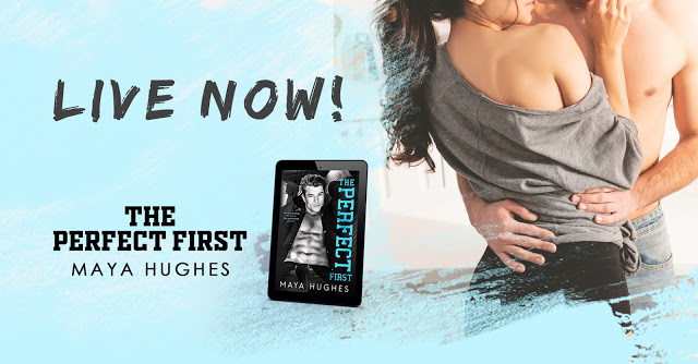 Review with Giveaway:  The Perfect First (Fulton U #1) by Maya Hughes
