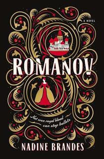Review:  Romanov by Nadine Brandes