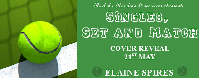 Cover Reveal: Singles,  Set and Match (Singles Series #5) by Elaine Spires