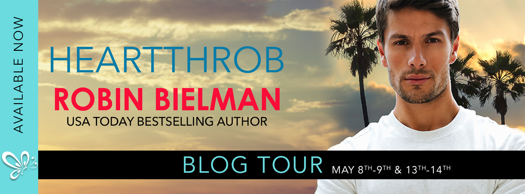 Blog Tour Review:  Heartthrob (American Royalty #1) by Robin Bielman