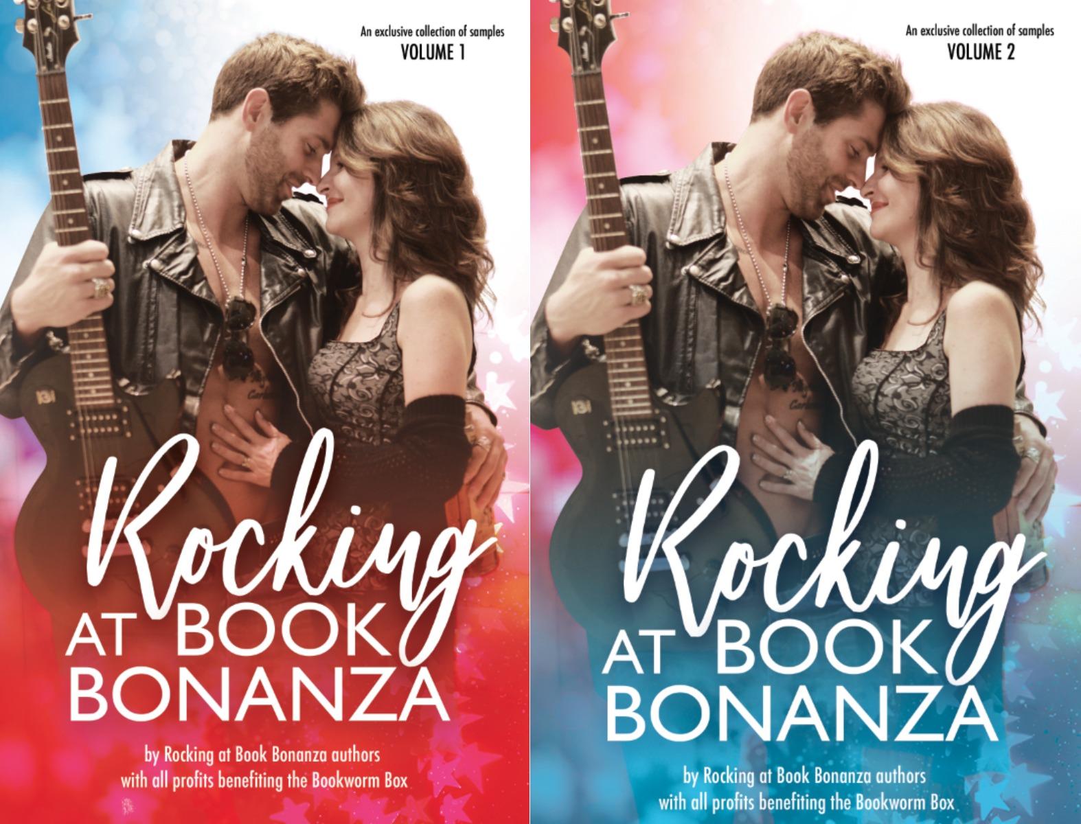 Release Blitz: Rocking at Book Bonanza Anthology