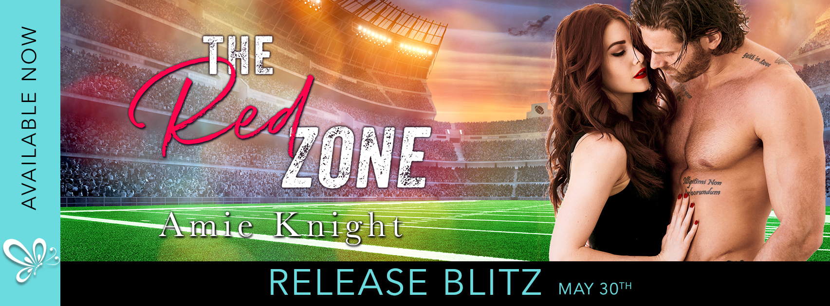 Release Blitz Review:  The Red Zone by Amie Knight