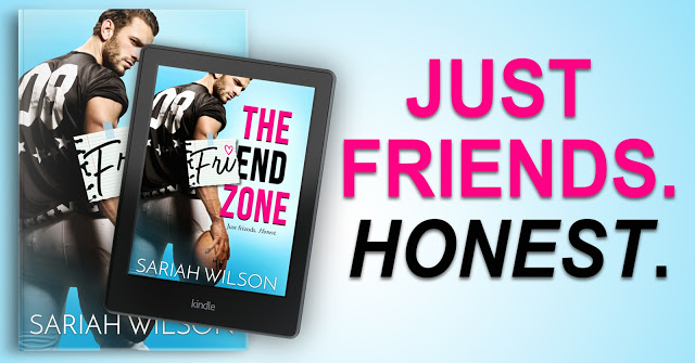 Blog Tour Review with Giveaway:  The Friend Zone by Sariah Wilson