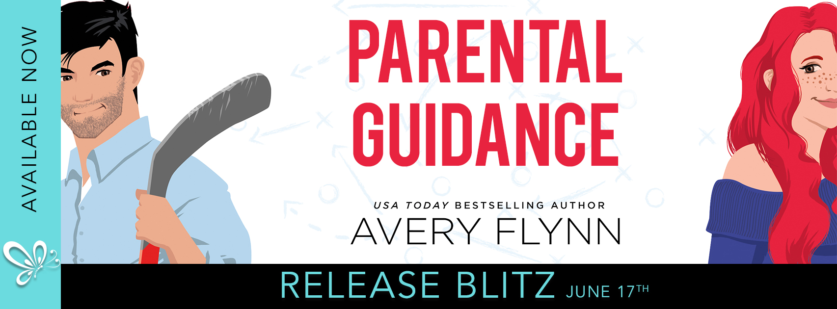 Release Blitz Review:  Parental Guidance (Ice Knights #1) by Avery Flynn