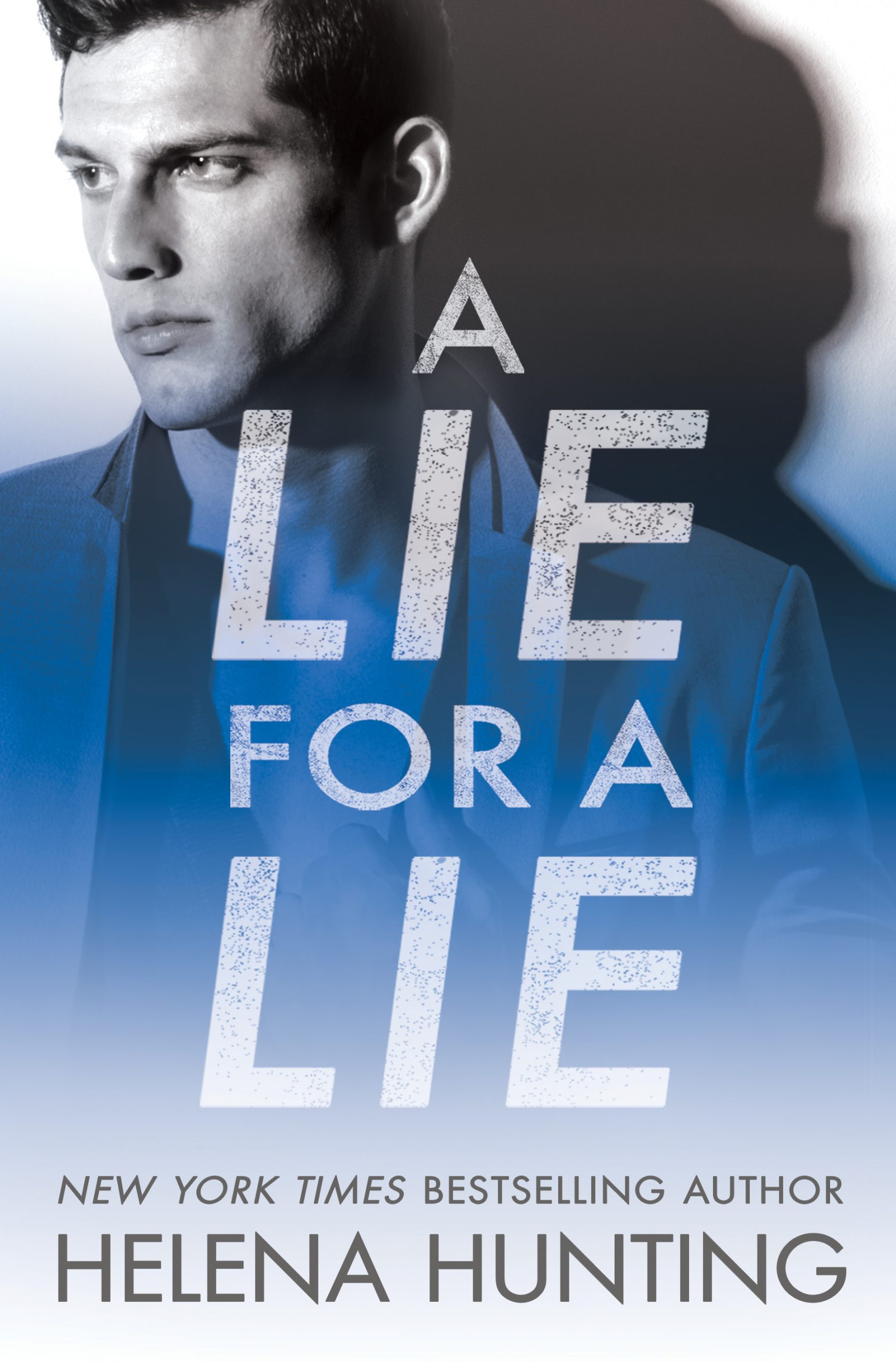 Surprise Cover Reveal:  A Lie for a Lie by Helena Hunting