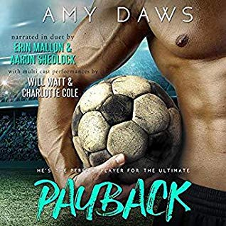 Audiobook Review:  Payback (Harris Brothers #6) by Amy Daws