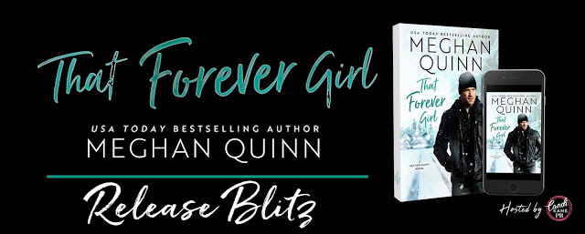 Release Blitz Review:  That Forever Girl (Getting Lucky #2) by Meghan Quinn