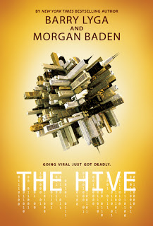 YA Science Fiction Review:  The Hive by Barry Lyga, Morgan Baden, Jennifer Beals, and Tom Jacobsen