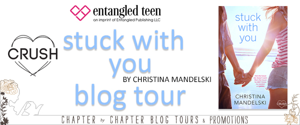 Blog Tour with Giveaway:  Stuck With You (The First Kiss Hypothesis #3) by Christina Mandelski