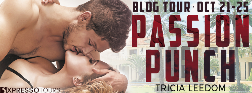 Author Interview with Giveaway:  Passion Punch (Key West Escape #3) by Tricia Leedom