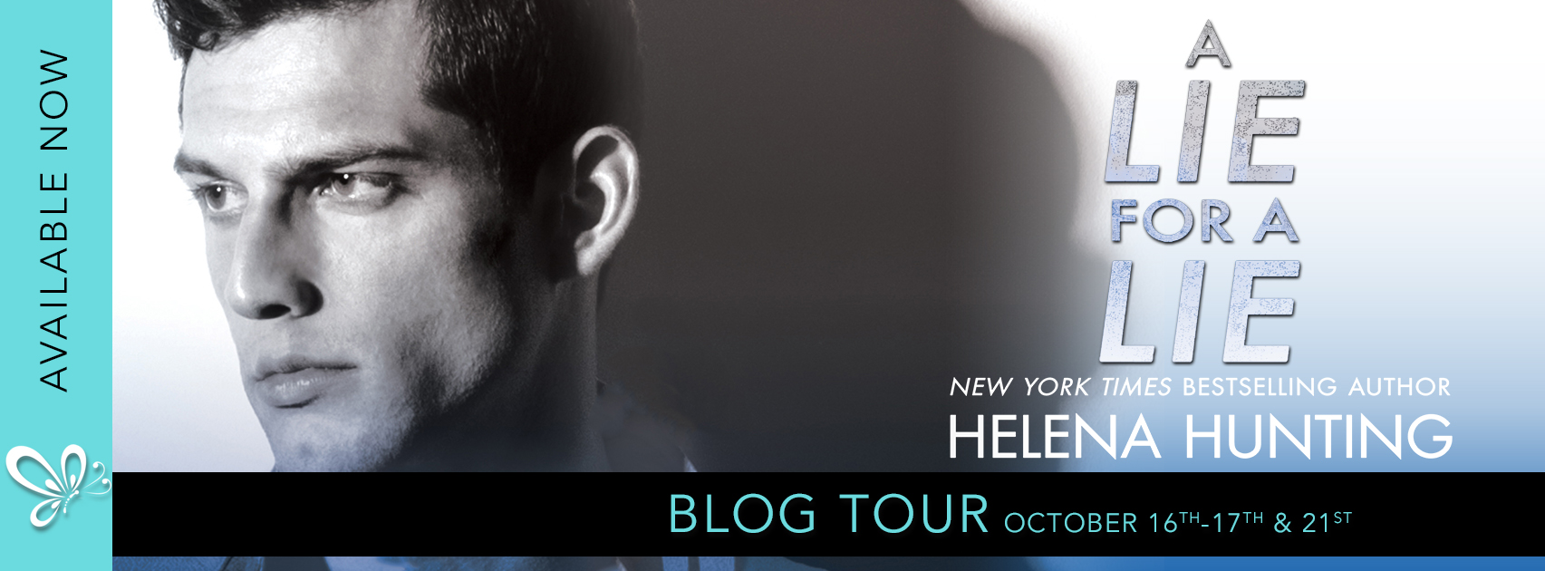 Blog Tour Review with Excerpt:  A Lie for a Lie (All In #1) by Helena Hunting