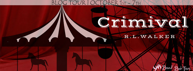 Blog Tour Excerpt with Giveaway – Crimival:  Carousel Crimes (The Disappearing Act #2) by R.L. Walker
