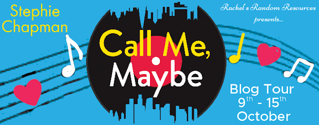 Blog Tour Review:  Call Me Maybe by Stephie Chapman