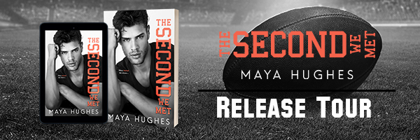 Release Tour Review:  The Second We Met (Fulton U #2) by Maya Hughes