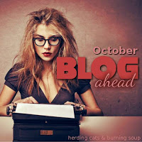 October 2019 Wrap-Up Post and Looking Ahead to November