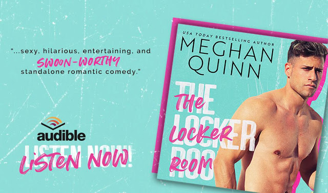 Audiobook Review:  The Locker Room (Brentwood Baseball #1) by Meghan Quinn