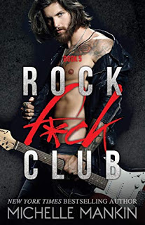 Review:  Rock F*ck Club #5 by Michelle Mankin