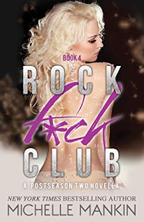 Review:  Rock F*ck Club #4 by Michelle Mankin