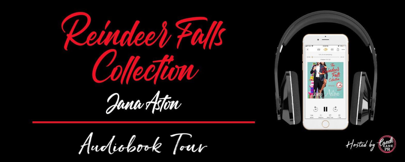 Audiobook Tour Reviews:  The Reindeer Falls Collection by Jana Aston