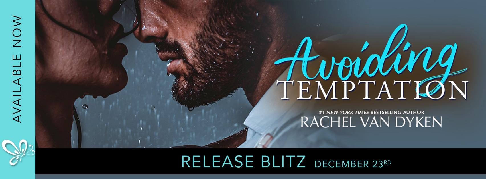Release Blitz:  Avoiding Temptation (Bro Code Series #1) by Rachek Van Dyken