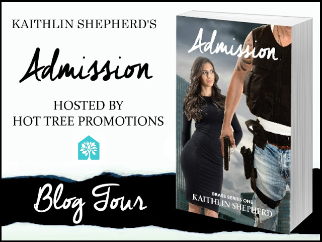 BLOG TOUR with REVIEW:  ADMISSION by KAITHLIN SHEPHERD