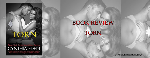 BOOK REVIEW: Torn by Cynthia Eden