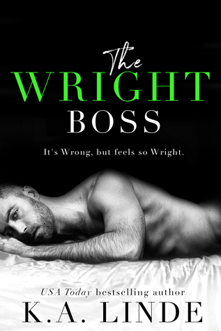 Review Tour: The Wright Boss by K. A Linde