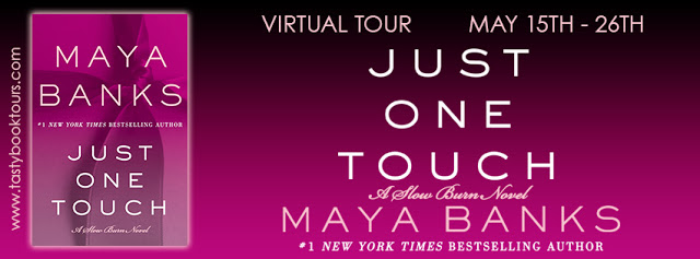 Book Review Tour: Just One Touch by Maya Banks