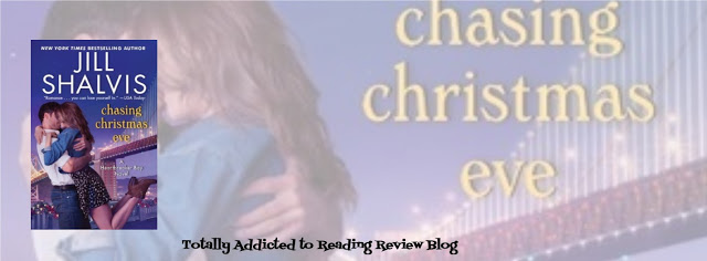 BOOK REVIEW: CHASING CHRISTMAS EVE by JILL SHALVIS @JillShalvis #Romance #HolidayReads