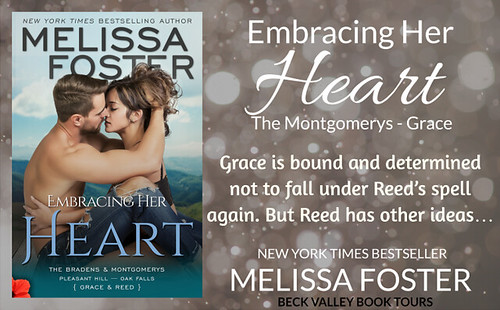 REVIEW TOUR: EMBRACING HER HEART by MELISSA FOSTER @Melissa_Foster  @beckvalleybooks  #Contemporary #Romance