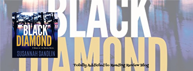 AUDIO BOOK REVIEW: BLACK DIAMOND by SUSANNAH SANDLIN @SusannahSandlin #MontlakeRomance