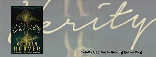 BOOK REVIEW: VERITY by COLLEEN HOOVER @colleenhoover #thriller #romance #suspense