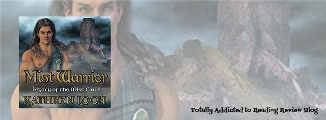 AUDIO BOOK REVIEW: MIST WARRIOR by KATHRYN LOCH #MedievalRomance #Highlands