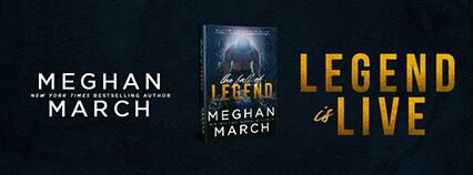 BOOK REVIEW TOUR: THE FALL OF LEGEND by MEGHAN MARCH @Meghan_March #Romance #Sexy #YummyAlpha