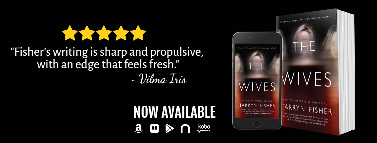 Review Tour: The Wives by Tarryn Fisher @DarkMarkTarryn #PsychologicalThriller #Twisted  @Danichez75