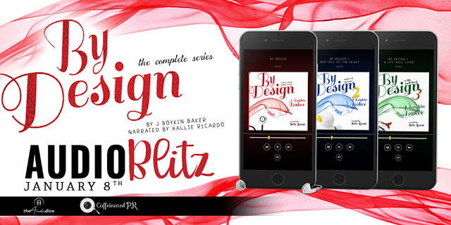 Audio Blitz :By Design Series by J Boykin Baker