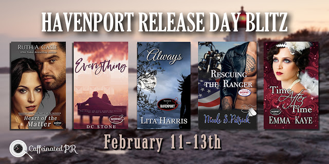 Havenport Release Day Blitz with Giveaway